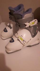 Bottes de ski filles nordica 18.5