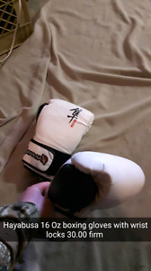 Boxing and mma gloves