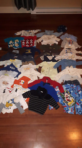 Boys clothes 6-12 months $15 for all