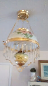 1960's style chandelier for sale