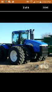 2010, New Holland T9040 4WD Tractor