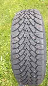 Studded winter tires only used 1 winter  St. John's Newfoundland image 2