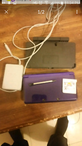 Purple 3ds in great condition