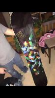 $$350.00 SNOWBOARD ANY REASONABLE OFFER WILL BE TAKEN I PROMISE