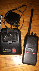 VHF 10 channel two way radio for sale