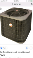 A/C installs  and repairs