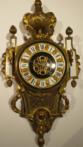 Original Antique Clock from France 18th Century