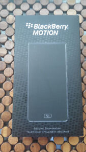 brand new mint condition Blackberry Motion unlocked ANDROID