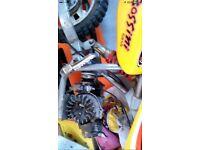 Job lot mini motos plus Spairs