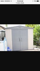 Keter Shed