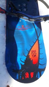 Elan Moment Snowboard 155 cm with bindings