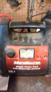 Motomaster power pack