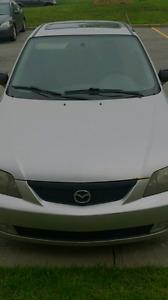 Mazda 2001 650$