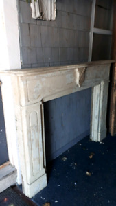Old mantle