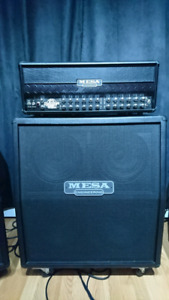 Mesa Boogie Dual Rectifier Roadster Head and Cabinets