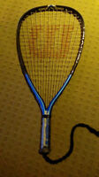 Wilson & Head Graphite Racquetball Racquet Like New in Crowsnest