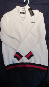 New Gucci Sweater And Other Clothing For Sale