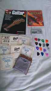 Acoustic Guitar + everything included Cambridge Kitchener Area image 3
