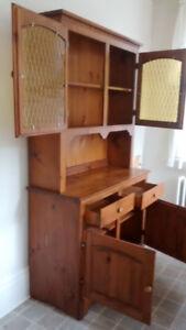 kitchen buffet cupboard