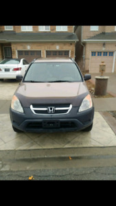 MANUAL HONDA CRV *NEGO*
