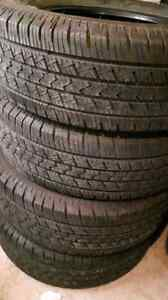 Summer tires for sale almost brand new Gatineau Ottawa / Gatineau Area image 2
