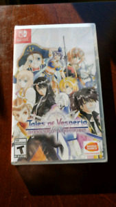 Tales of Vesperia for Switch
