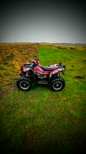 Quad for sale/trade on boat or sxs