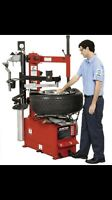Tire changer & Oil changer