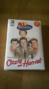 $5.00 Sealed Set Ozzie and Harriet 10 Episodes