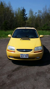 A REAL BEAST!! 2006 Chevrolet Aveo