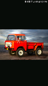 Looking to buy a Jeep FC