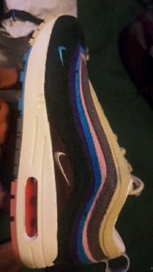 Air max 97 Sean Wotherspoon Yellow and dark