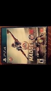 NFL Madden 16 For PS4