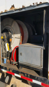 Sewer Video Flusher Unit