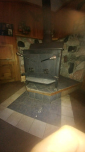 Fisher Woodstove
