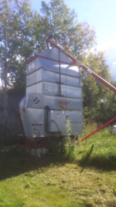 Vertec 1200 grain dryer