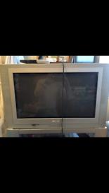 Philips tv dvd skybox