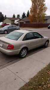 1999 Audi A4 1.8t Quattro LOW KM | NEED GONE