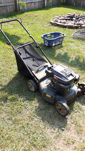 173cc lawnmower.
