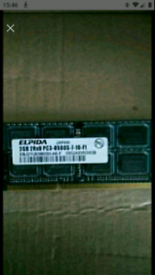 DDR2 and DDR3 ram for sale