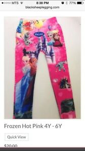 BNWT Frozen leggings