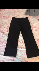 Lulu lemon crop pants