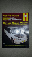 Chevrolet Venture / Pontiac Montana Repair Manual: FREE