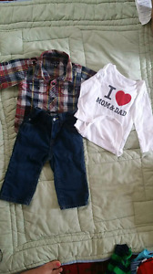 Outfit (6-12m )