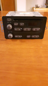 03 Pontiac Grand Am radio