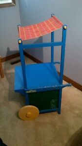 Lemonade / puppet theater stand