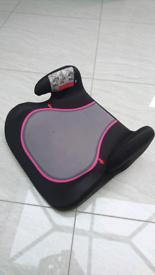 Booster car seat