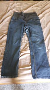 Thyme maternity xl jeans