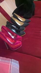 moving sales gorgeous shoe ..brand name /almost brand new