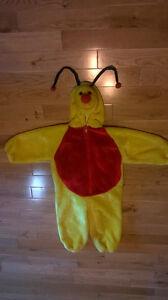 Lady Bug Costume/Size 3-4